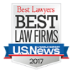 Klein Frank, P.C. Receives 2017 Best Law Firm Award